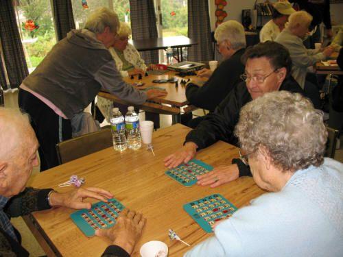 Golden Connections Member Games