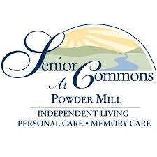 Senior Commons at Powder Mill Logo